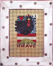 Home of the Brave from AB Designs - click for more