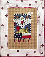 Land of the Free from AB Designs - click for more