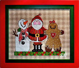 The Three Wise Men from AB Designs - click for more