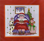 Big Mama Claus from Amy Bruecken Designs - click to see more