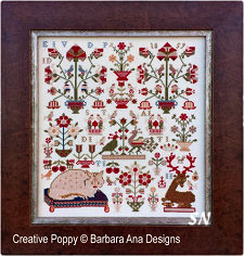 The Feathered Wisperers from Barbara-Ana Designs - click to see more