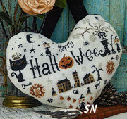Halloween Heart from Barbara-Ana Designs - click to see more