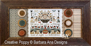 Midnight from Barbara-Ana Designs - click to see more