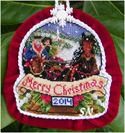 Sleigh Ride from Blackberry Lane - click to see more