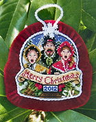 The Carolers from Blackberry Lane - click to see more