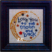 Love You to the Moon and Back from Bent Creek - click for more