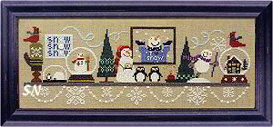 Snowglobe Mantle from Bent Creek - click for more