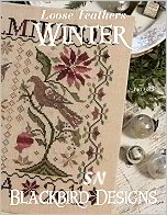 Winter 2011 Loose Feathers Series from Blackbird Designs - click for more