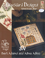 American Star by Blackbird Designs -- Click to see more