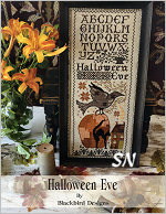 Halloween Eve from Blackbird Designs - click for more