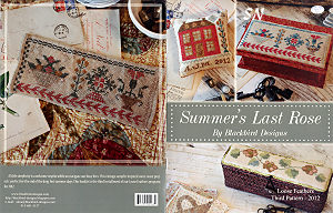 The Gift is Small -- Loose Feather's #4 -- 2012 from Blackbird Designs - click for more