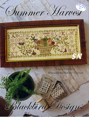 Summer Harvest from Blackbird Designs - click for more