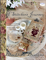 A Stitcher's Journey from Blackbird Designs - click for more