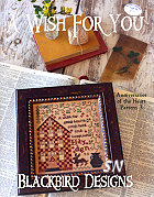 Anniversaries of the Heart #3 A Wish For You from Blackbird Designs - click for more