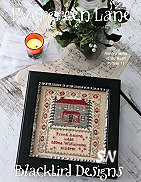 Evergreen Lane -- Anniversaries From the Heart #11 from Blackbird Designs - click for more