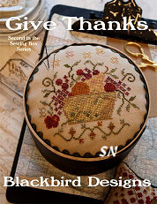 Give Thanks from Blackbird Designs - click for more