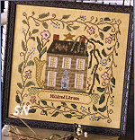 Mildred's Garden House -- The Remember Me Series from Blackbird Designs -- click to see more