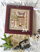 Moonlight Visitor -- Anniversaries From the Heart #9 from Blackbird Designs - click for more