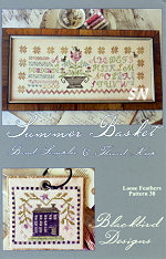 Summer Basket from Blackbird Designs - click for more
