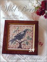 Wild Berries from Blackbird Designs - click for more
