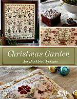 Christmas Garden from Blackbird Designs - click for more