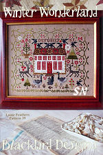 Winter Wonderland from Blackbird Designs - click for more