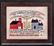 Liberty Stitchery from Blue Ribbon Designs - click for more