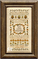 An Expression of Gratitude from Blue Ribbon Designs - click to see a larger view