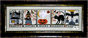 Halloween With a Y from Blue Ribbon Designs - click for more
