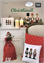 Christkindl from Rico Designs - click for more
