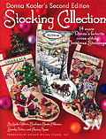 Donna Kooler's Stocking Collection, Second Edition - click for more