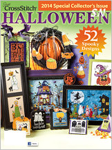 Just Cross Stitch Special Halloween Collector's Issue - click to see more