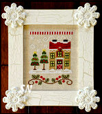 #7 Christmas Tree Farm from Country Cottage Needleworks -- click to see more