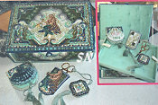 The Mermaid Box from Chatelaine Designs - click to see more
