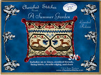 Summer Seasonal Gardens from Cherished Stitches - click to see more