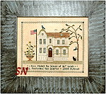 1890 House Sampler by Chessie & Me -- click to see a the rest