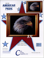 American Pride from Cody Country Crossstitch - click to see more