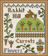 A Sampler Grows from Classic Colorworks - click for more