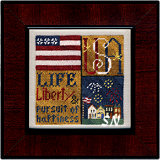 Liberty Squared from Erica Michaels - click for more