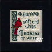Winter Messenger from Erica Michaels - click for more