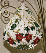 Faby Reilly Designs Christmas Pendeloque - click to see more