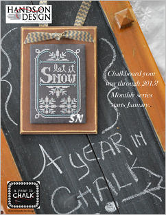 Presenting A Year in Chalk by Hands On Design - click to see more