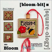 Square-ology 101 Bloom Bit by JABCO and Hands On Design - click to see more