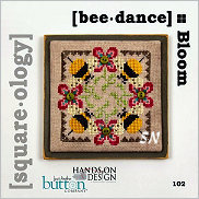 Square-ology 102 Bloom Bee Dance by JABCO and Hands On Design - click to see more