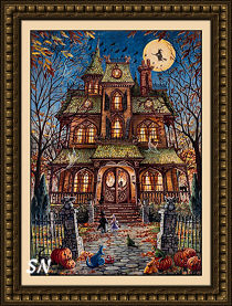 Trick or Treat from Heaven and Earth Designs - click to see more