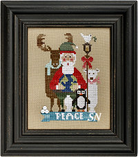 Wee Santa 2014 from Heart in Hand - click for more