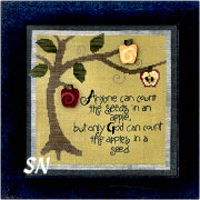 Seeds from Art to Heart and Just Another Button Company - click to see more