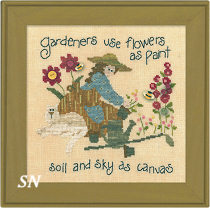 Gardeners Paint from Just Another Button Company - click to see more