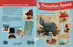 Pincushion Appeal from Just Another Button Company - click to see more