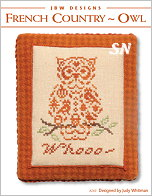 French Country Owl from JBW Designs - click to see more